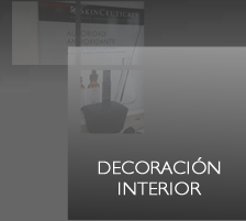 Decoración interior